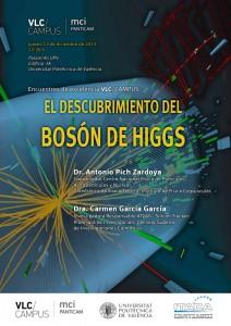 Conferencia Bosón de Higgs