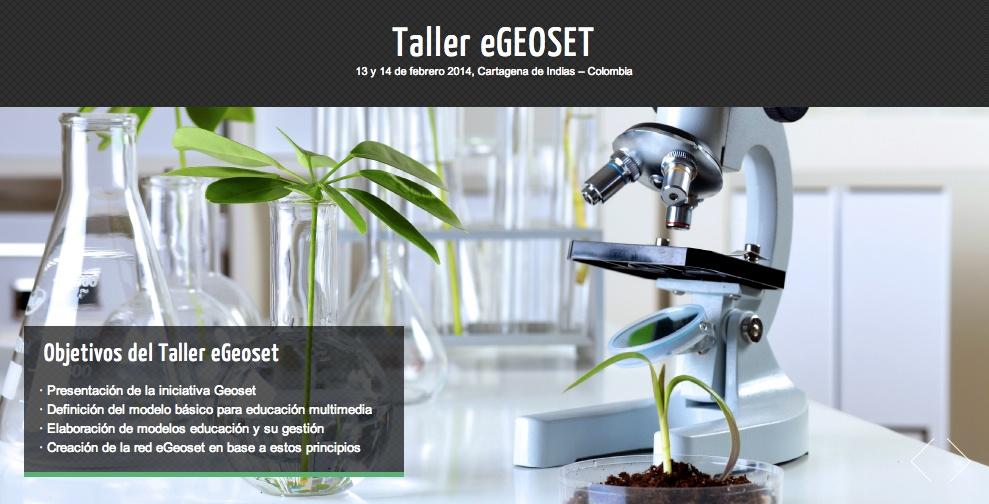 Taller_eGEOSET